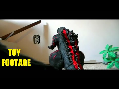 Godzilla Resurgence - Official Trailer (2016) Toy Footage streaming vf