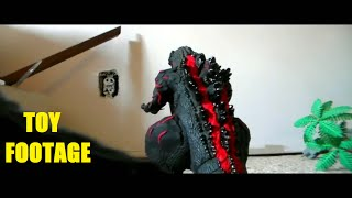 Godzilla Resurgence - Official Trailer (2016) Toy Footage