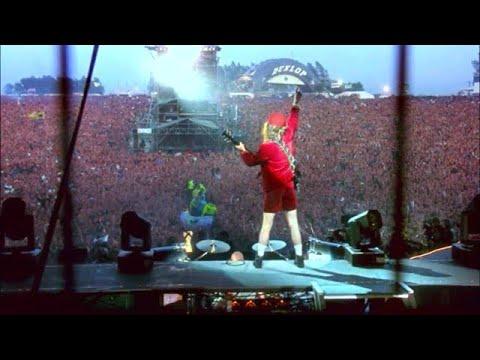 Download AC/DC - Live at Caste Donington, England, August 17, 1991 (Full concert - HD 50fps)