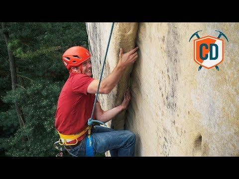 Matt Gets Schooled On Czech Sandstone Towers | Climbing Dail