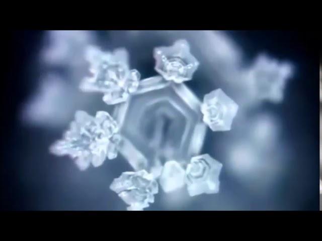 Muhteşem Su Kristalleri! Şaşıracaksınız!!!