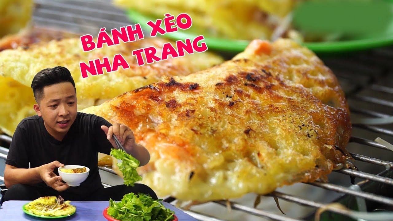 Bánh xèo tôm mực chính gốc Nha Trang ở Sài Gòn | 360 ĐỘ NGON