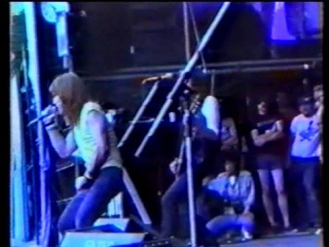 Samson (with Bruce Dickinson) - Riding With The Angels (Reading 1981) - Part 4 of 5