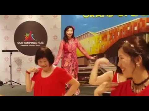 Si jantung hati -Lily Wong 与OTH 快乐歌舞团6/817