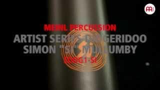"Artist Series Didgeridoo (Simon ""SI"" Mullumby) - SDDG1-SI"
