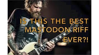 How to play that sick riff in The Last Baron by Mastodon! Weekend Wankshop 210