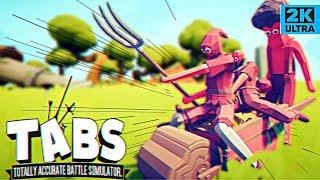 Обзор игры Totally Accurate Battle Simulator прохождение