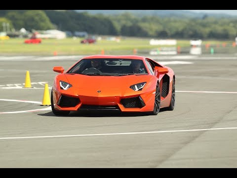 Supercar Experience - Dunsfold -Top Gear Test Track