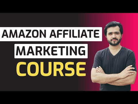 Free Amazon Affiliate Marketing Course | 0-$1000/Month