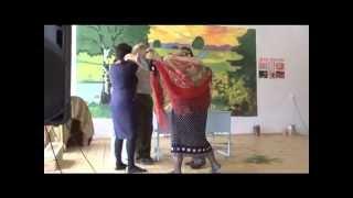 Дагестан, Сергокала Конкурс Сергокалинских учителей Песни о войне