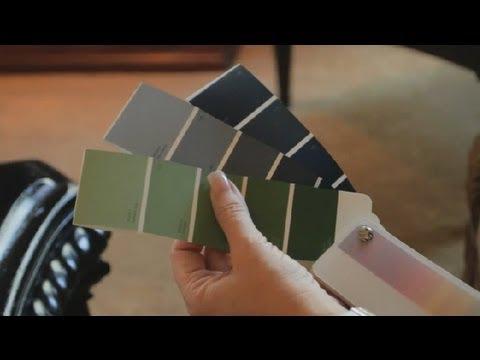 Decorating in Black, Gray & Green : Unique Interior Decorating Ideas