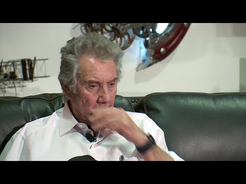 Robert Bigelow - BICS Consciousness Contest - A Mystery Wire Interview