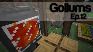 Minecraft FTM EP12 - Gollums