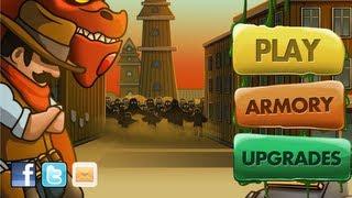Cowboy Jed: Zombie Apocalypse для Windows Phone