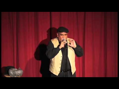 11.21.15 - Art Valenzuela at the Stage Door Repertory Theatre. Students of Stand-up