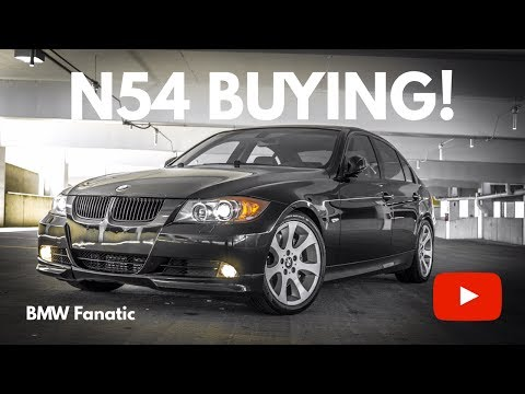 DO NOT Buy A BMW N54 135i 335i 535i Until You Watch This!