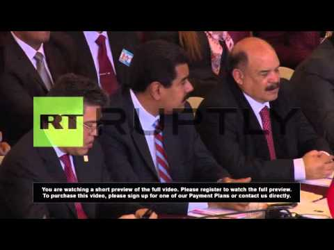 Uruguay: Morales calls for legal committee against U.S. espionage