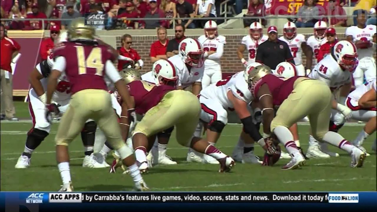 North carolina state wolfpack at 16 florida state seminoles 2015 north carolina state wolfpack at 16 florida state seminoles 2015 full game cfedit 60fps youtube voltagebd Image collections