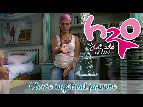Cleo's mystical powers // H2O - JUST ADD WATER // official H2O Channel
