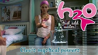 cleo s mystical powers h2o just add water official h2o channel