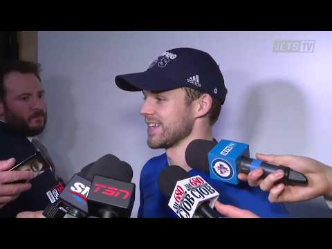 JETSTV LIVE | Post-Game vs. Red Wings