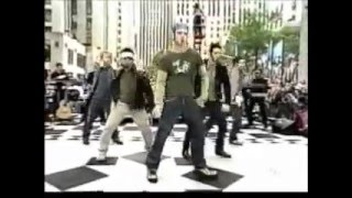 NSYNC - BYE BYE BYE E ITS GONNA BE ME ( TODAY SHOW )