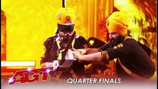 Bir Khalsa: Indian Sikhs Nearly KILL Each Other In Risky Danger Act | America