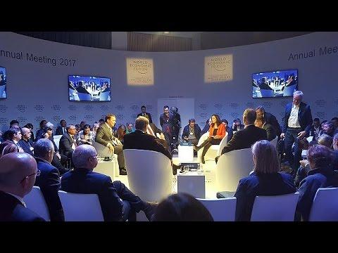 Россия в современном мире: дебаты в Давосе - global conversation