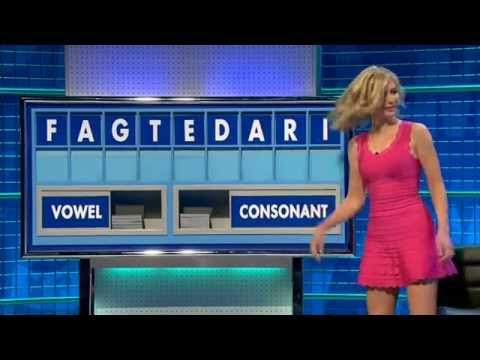 Rachel Riley 8 Out Of 10 Cats Does Countdown 7x12 2015 07 31 2100c Youtube