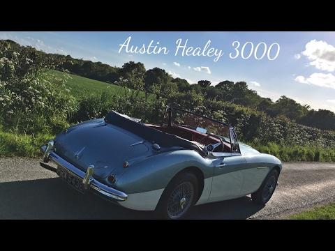 Austin Healey 3000 | Passenger Seat Review