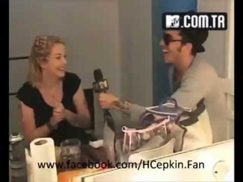 Anneke van Giersbergen MTV Türkiye interview