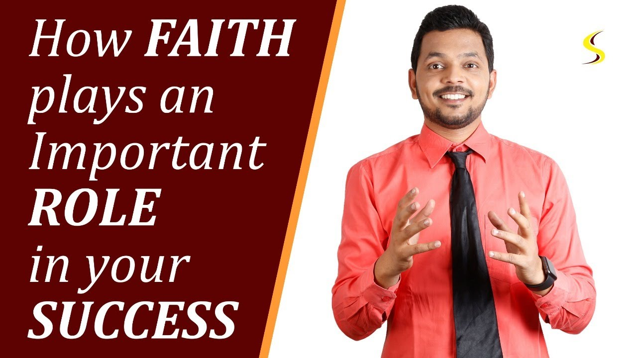 Motivational Video   Building Massive Faith in Yourself, Your Work and GOD  Sajan Shah