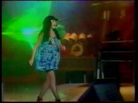 Dannii Minogue - Baby Love live in Sopot 1991 - Vintage Dannii