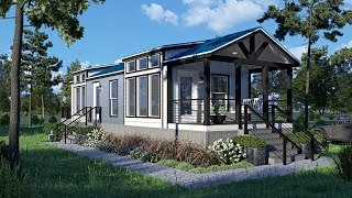 The Smart Cottage from Oak Creek Homes