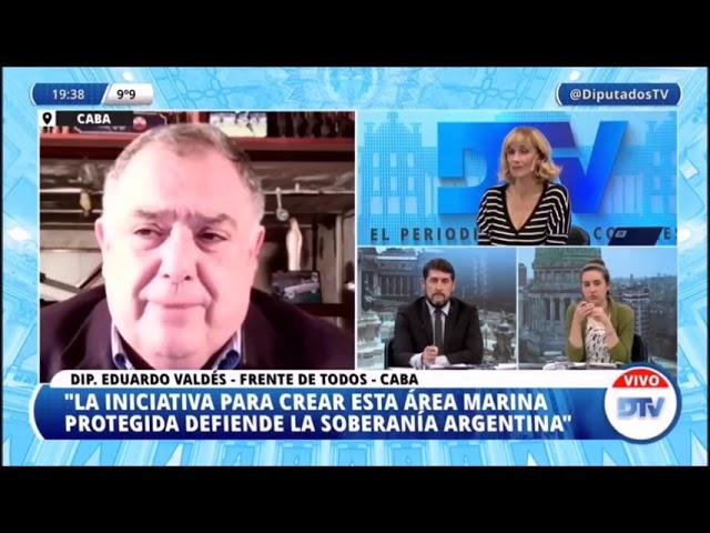 "Diputados acuerda crear área marina protegida ""Agujero Azul"""