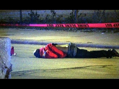 WARNING GRAPHIC IPRA VIDEO, Gunman Shot by Chicago Cops in Homan Square