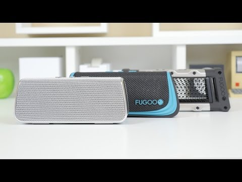 Fugoo Bluetooth Speaker Review - Style, Sport, Tough