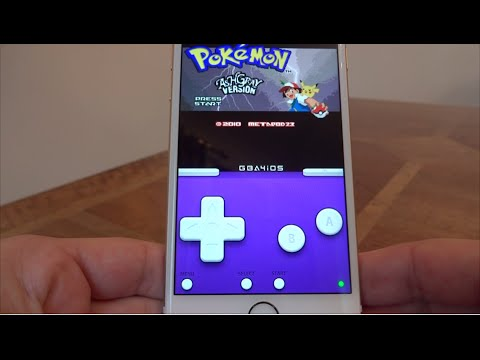 gba emulator for iphone new install boy advance gba4ios amp ios 12 11 2718