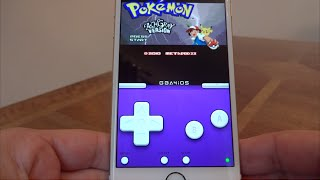 Install Game Boy Advance GBA4iOS & Games iOS 9 - 9.3.2 NO Jailbreak iPhone, iPad, iPod Touch