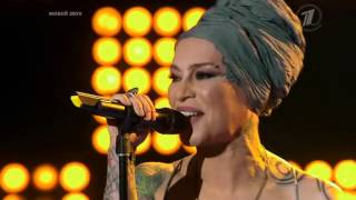 "The Voice Russia. Knockouts. Nargiz Zakirova ""The woman who sings"""