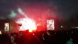 kasabian club foot t in the park 2015