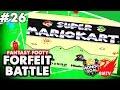 Mario Kart SNES Battle! | Fantasy Forfeit Battle Week 26