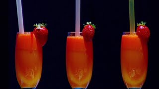 عصير الجزر والفاكهة - ايمان عماري