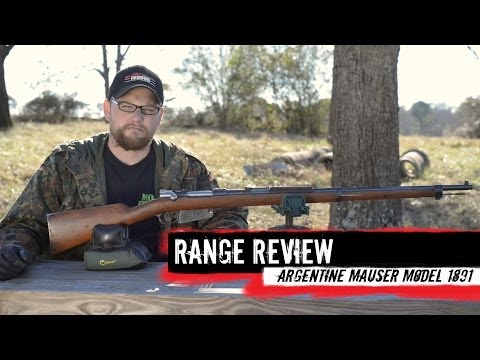 Argentine Mauser Model 1891 - YouTube