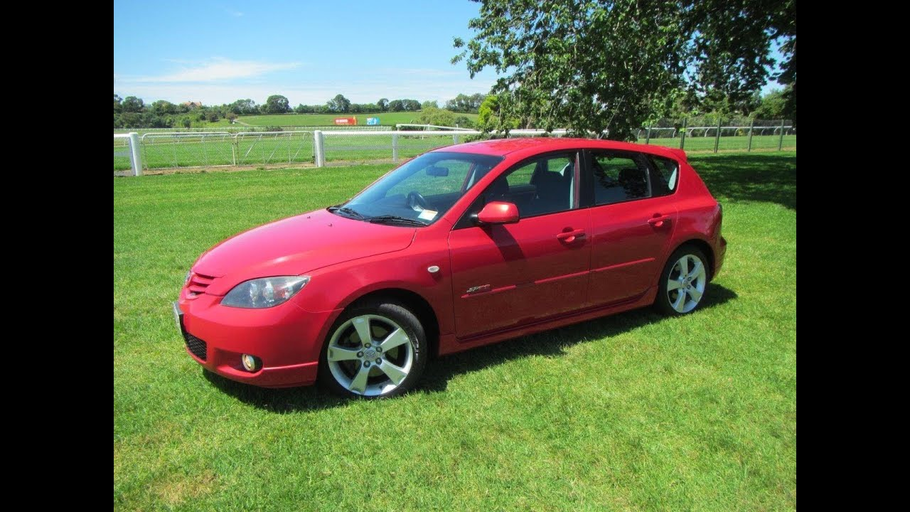 2005 mazda 3 sp23 hatchback no reserve cash4cars. Black Bedroom Furniture Sets. Home Design Ideas