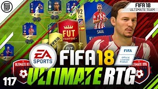NEW LA LIGA TOTS CARDS!!! FIFA 18 ULTIMATE ROAD TO GLORY! #117 - #FIFA18 Ultimate Team