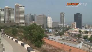 Luanda é o mais importante centro urbano e económico de Angola