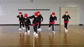 Alexe Dance Show - Videoclip 2018