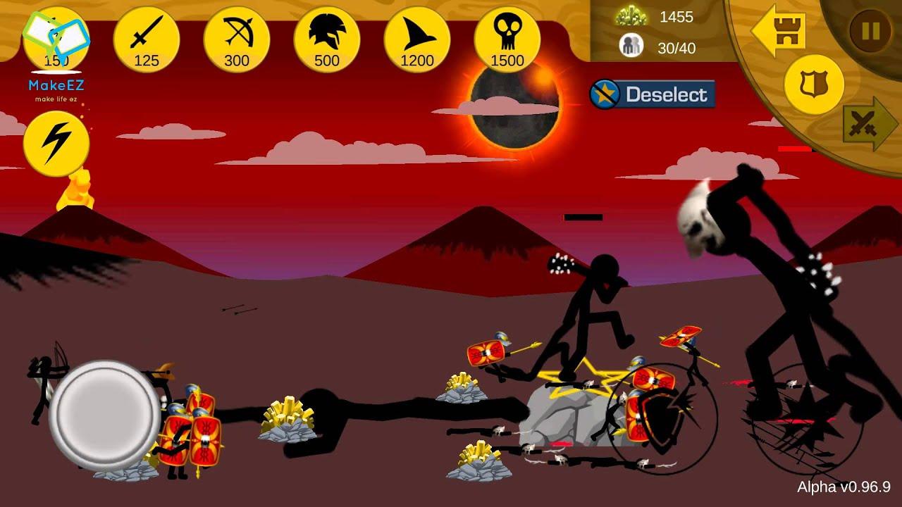 play stick war online
