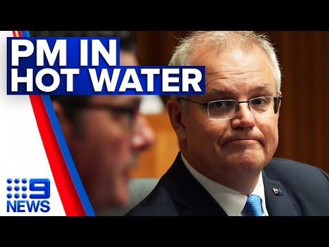 Scott Morrison lashed over January 26 comments | 9 News Australia thumbnail